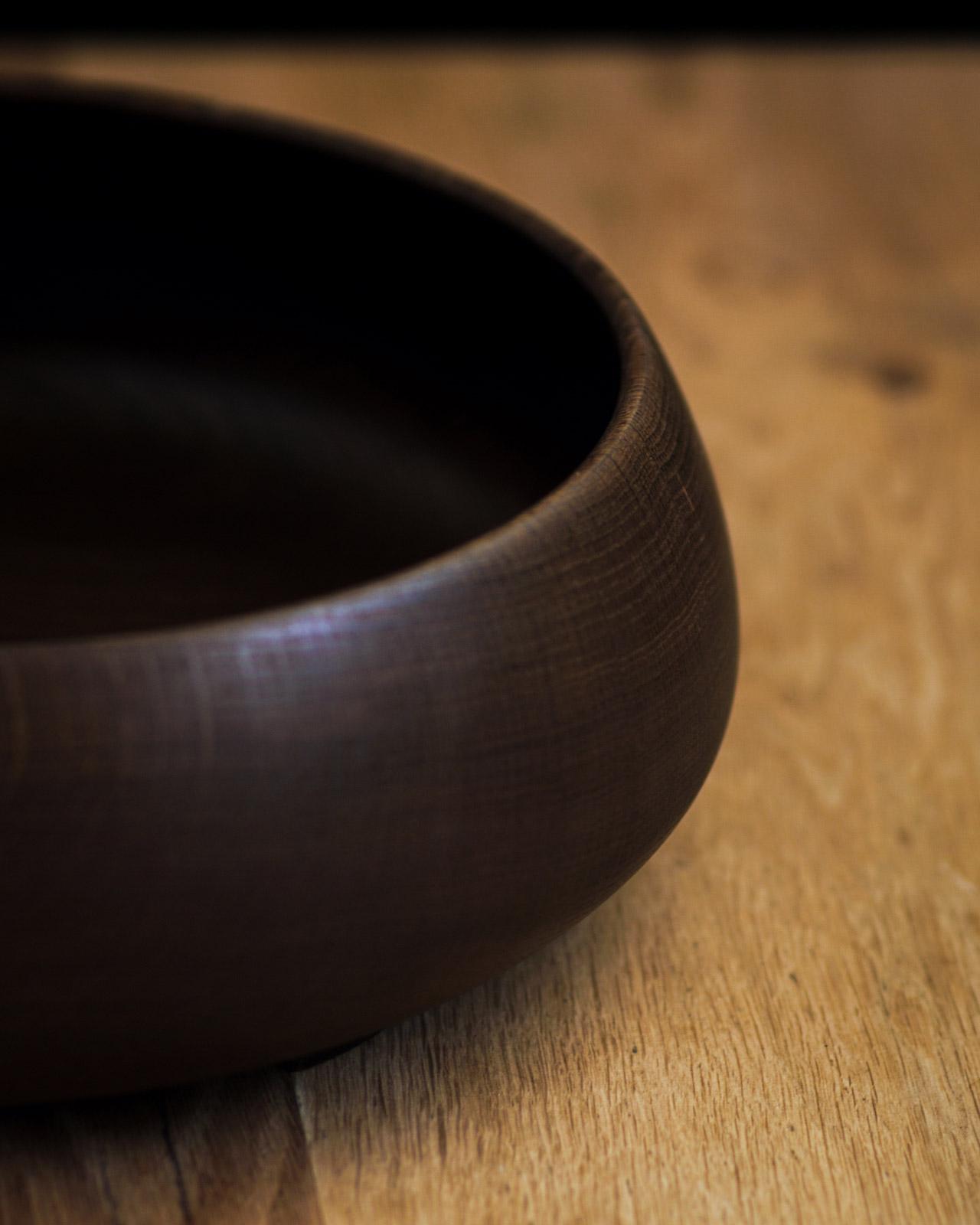 Oak Bowls